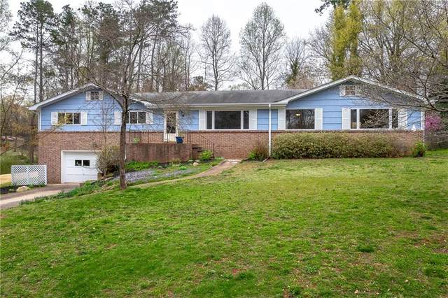 1880 Kinridge Road, Marietta, GA 30062 (MLS #6854452) :: North Atlanta Home Team