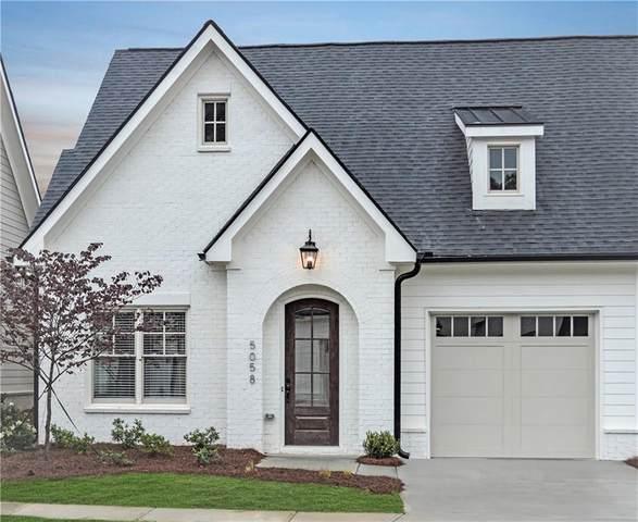 4898 Noble Village Way #9, Lilburn, GA 30047 (MLS #6854453) :: North Atlanta Home Team