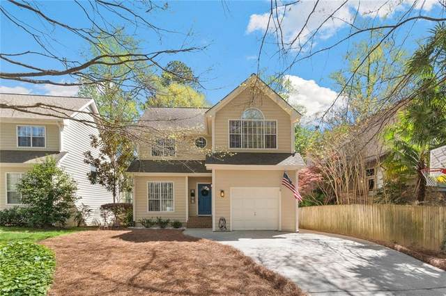 2433 Oostanaula Drive NE, Brookhaven, GA 30319 (MLS #6854457) :: Path & Post Real Estate