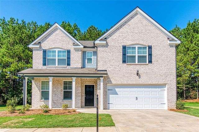 280 Layfield Drive, Jonesboro, GA 30238 (MLS #6854532) :: Thomas Ramon Realty