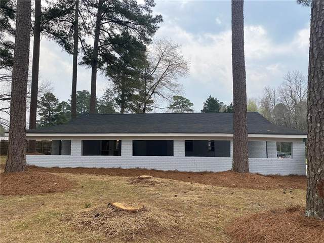 2849 Conniston Drive, Hephzibah, GA 30815 (MLS #6854566) :: Tonda Booker Real Estate Sales