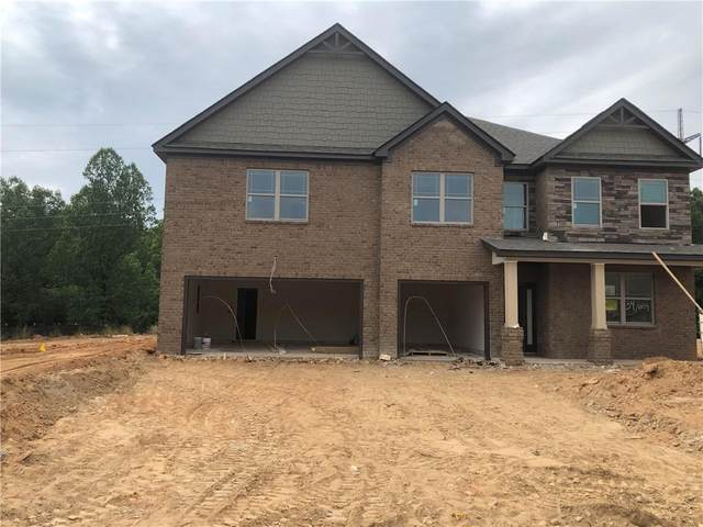 2625 Ridge Manor Drive, Dacula, GA 30019 (MLS #6854594) :: Charlie Ballard Real Estate