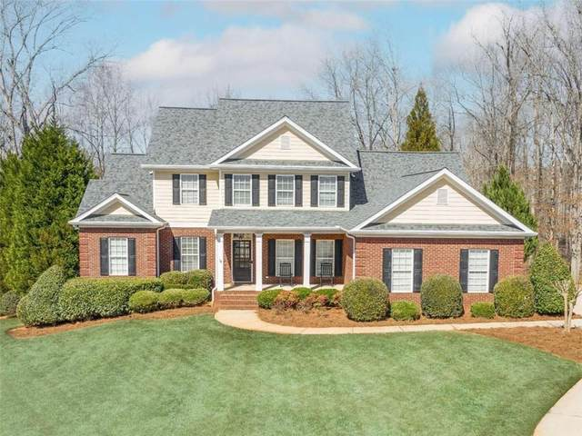274 Fannin Lane, Mcdonough, GA 30252 (MLS #6854596) :: Scott Fine Homes at Keller Williams First Atlanta