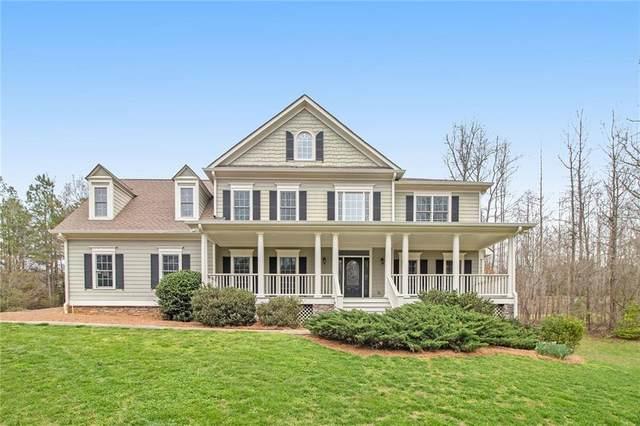 110 Timber Ridge Court, Woodstock, GA 30188 (MLS #6854617) :: Path & Post Real Estate