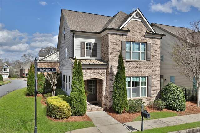 7005 Jamestown Drive, Alpharetta, GA 30005 (MLS #6854629) :: North Atlanta Home Team
