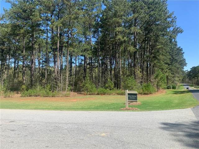 1011 Big Water Circle, Greensboro, GA 30642 (MLS #6854845) :: RE/MAX Prestige