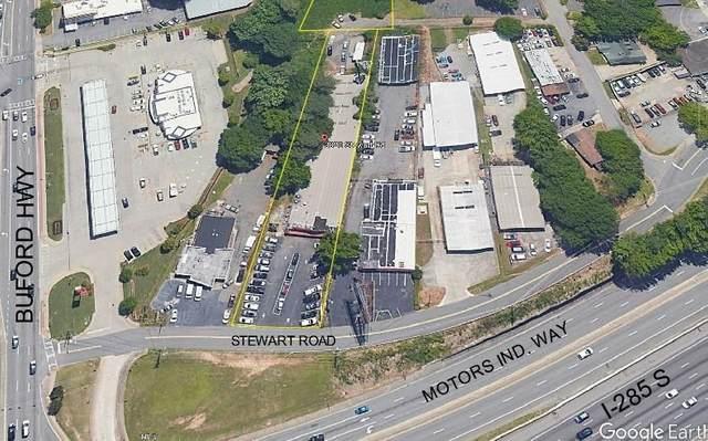 3820 Stewart Road, Doraville, GA 30340 (MLS #6854904) :: The Zac Team @ RE/MAX Metro Atlanta