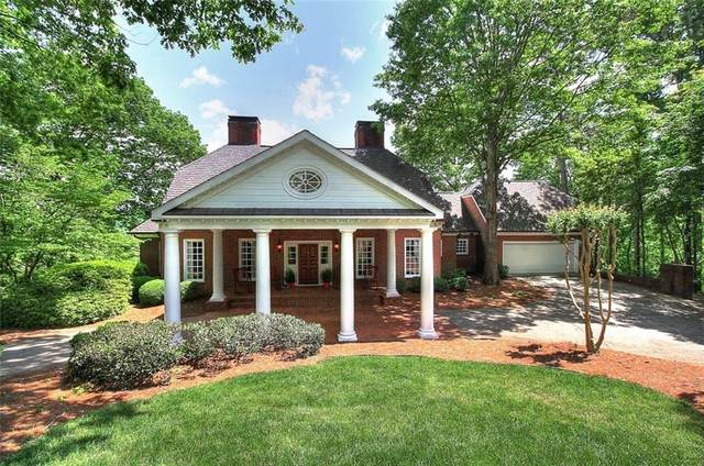 821 Burning Tree Drive SE, Marietta, GA 30067 (MLS #6854942) :: Keller Williams Realty Cityside