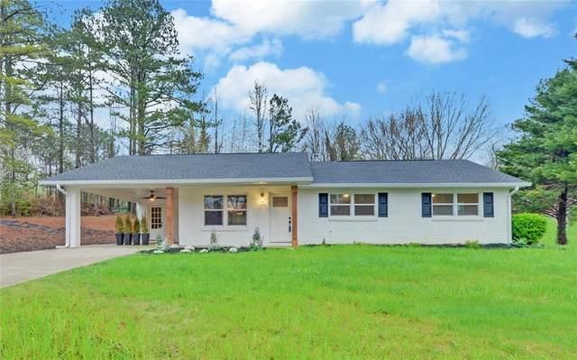229 Crestwood Drive, Canton, GA 30114 (MLS #6854944) :: Path & Post Real Estate