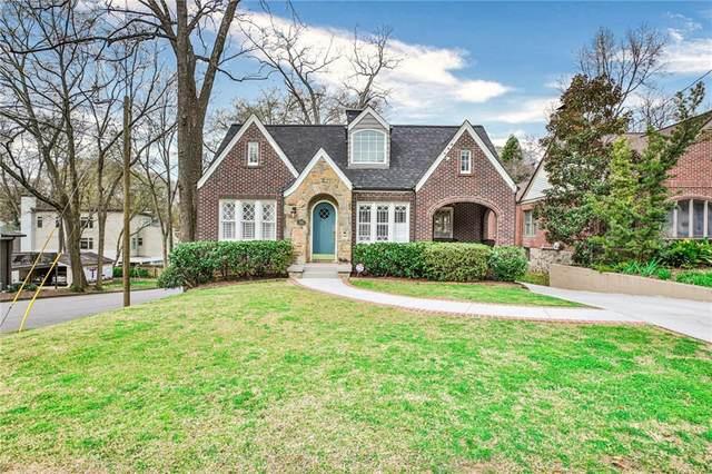 898 Barnett Street NE, Atlanta, GA 30306 (MLS #6854959) :: RE/MAX Prestige