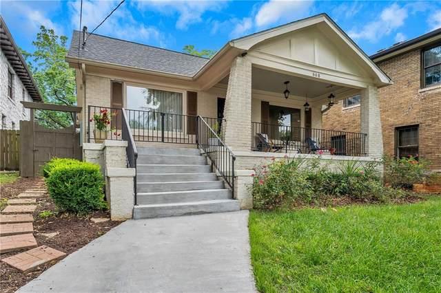 668 Kennesaw Avenue NE, Atlanta, GA 30308 (MLS #6854977) :: Thomas Ramon Realty