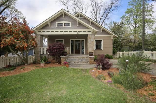 1079 Woodland Avenue SE, Atlanta, GA 30316 (MLS #6854983) :: North Atlanta Home Team