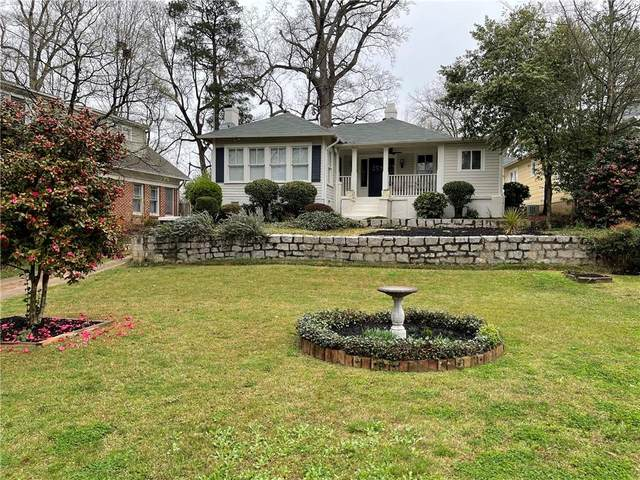 215 Beaumont Avenue, Decatur, GA 30030 (MLS #6855114) :: RE/MAX Prestige