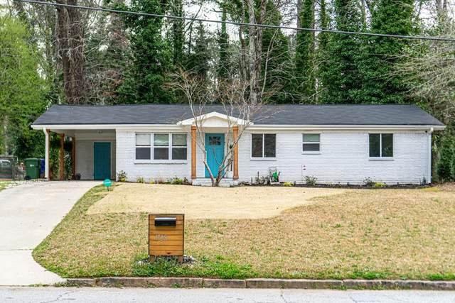 1728 Austin Road SW, Atlanta, GA 30331 (MLS #6855156) :: RE/MAX Prestige
