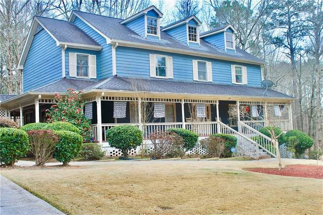 3580 Eagle Landing Drive, Snellville, GA 30039 (MLS #6855187) :: Rock River Realty