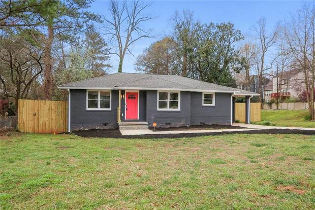 3383 Lark Lane, Decatur, GA 30032 (MLS #6855219) :: The Realty Queen & Team
