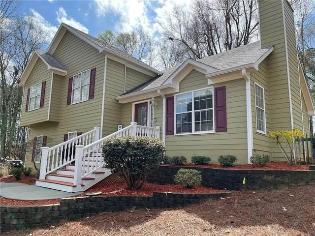 8630 Sapphire Lane, Gainesville, GA 30506 (MLS #6855222) :: Path & Post Real Estate