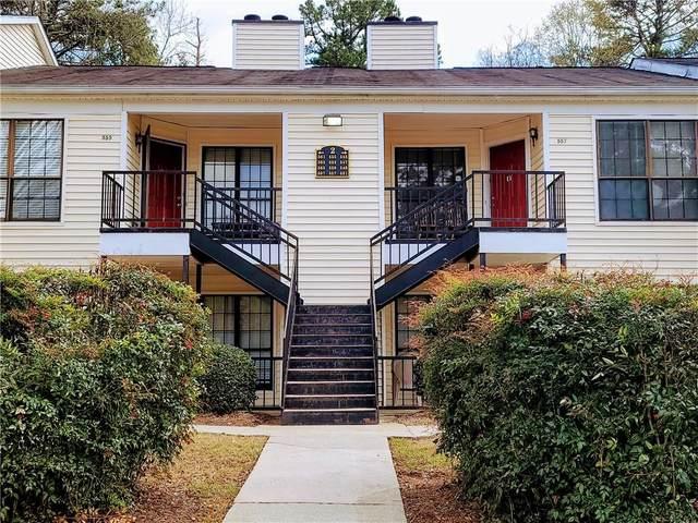 557 Windchase Lane, Stone Mountain, GA 30083 (MLS #6855246) :: North Atlanta Home Team