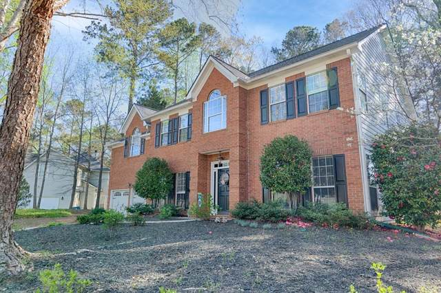 12225 Greenmont Walk, Alpharetta, GA 30009 (MLS #6855287) :: North Atlanta Home Team