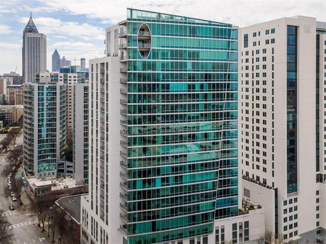 20 10th Street NW #1503, Atlanta, GA 30309 (MLS #6855512) :: North Atlanta Home Team