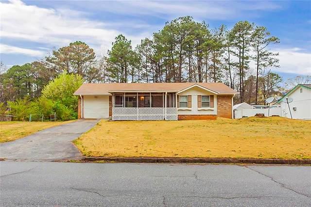 10133 Brass Ring Road, Jonesboro, GA 30238 (MLS #6855534) :: The Heyl Group at Keller Williams