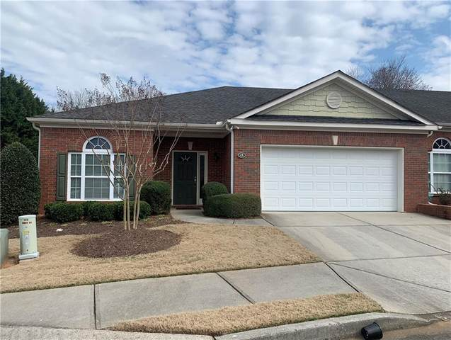 129 Holiday Road #15, Buford, GA 30518 (MLS #6855575) :: Compass Georgia LLC
