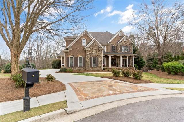 5318 Binghurst Court, Suwanee, GA 30024 (MLS #6855584) :: The Realty Queen & Team