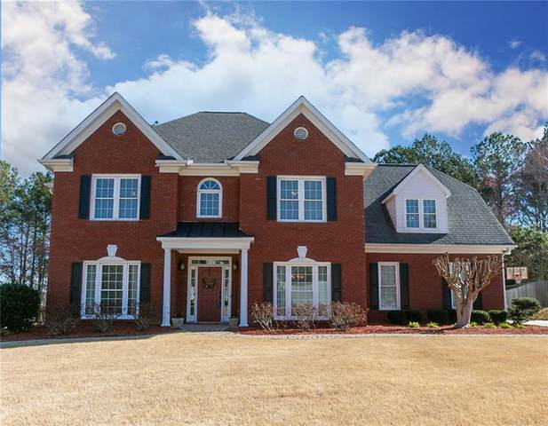 1004 Spruce Creek Lane, Lawrenceville, GA 30045 (MLS #6855622) :: North Atlanta Home Team