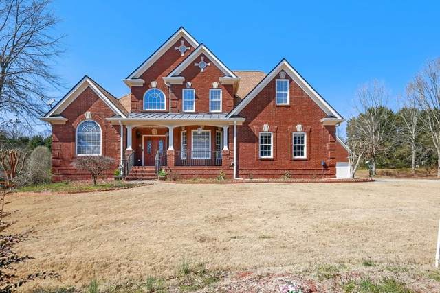 1317 Hillside Drive, Grayson, GA 30017 (MLS #6855666) :: North Atlanta Home Team