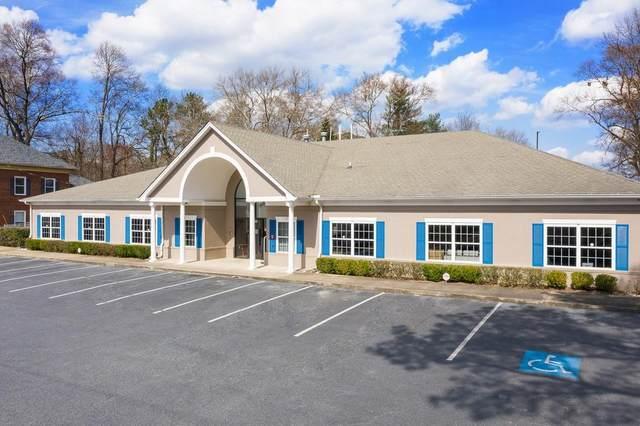 2670 Kinjac Drive, Marietta, GA 30066 (MLS #6855669) :: North Atlanta Home Team
