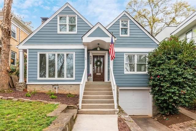 446 Hardendorf Avenue NE, Atlanta, GA 30307 (MLS #6855691) :: RE/MAX Prestige