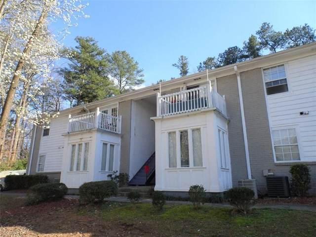 1212 Utoy Springs Road #32, Atlanta, GA 30331 (MLS #6855705) :: North Atlanta Home Team