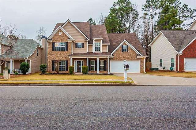 31 Tapestry Lane, Newnan, GA 30265 (MLS #6855729) :: Path & Post Real Estate