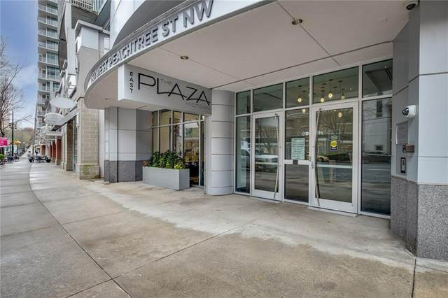 950 W Peachtree Street NW #1511, Atlanta, GA 30309 (MLS #6855757) :: Oliver & Associates Realty