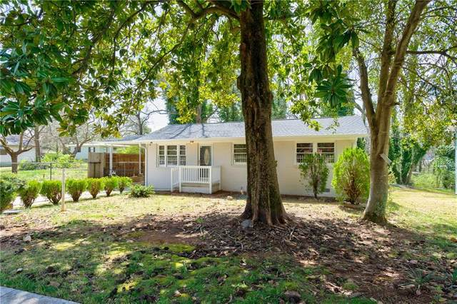 1971 Velma Street SE, Atlanta, GA 30315 (MLS #6855785) :: Path & Post Real Estate