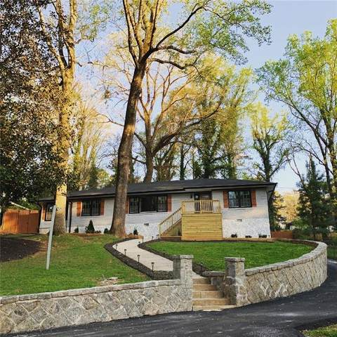 2114 W Cedar Lane SW, Atlanta, GA 30311 (MLS #6855810) :: RE/MAX Prestige