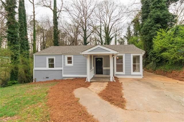 1752 Oak Haven Drive SW, Marietta, GA 30008 (MLS #6855818) :: North Atlanta Home Team