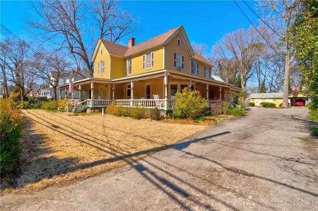 38 Alabama Street, Cave Spring, GA 30124 (MLS #6855826) :: Lucido Global