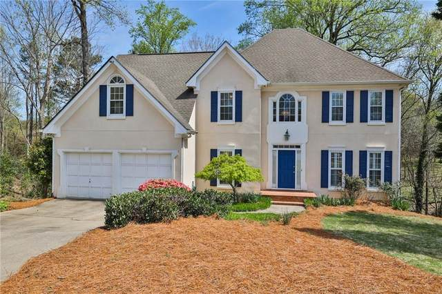 10525 Wren Ridge Road, Alpharetta, GA 30022 (MLS #6855892) :: The Butler/Swayne Team