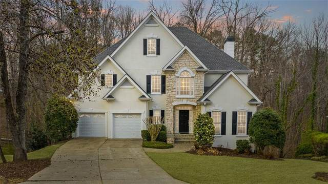 4744 Outlook Way NE, Marietta, GA 30066 (MLS #6855898) :: North Atlanta Home Team