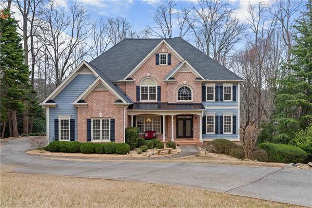 14515 Morning Mountain Way, Milton, GA 30004 (MLS #6855931) :: North Atlanta Home Team