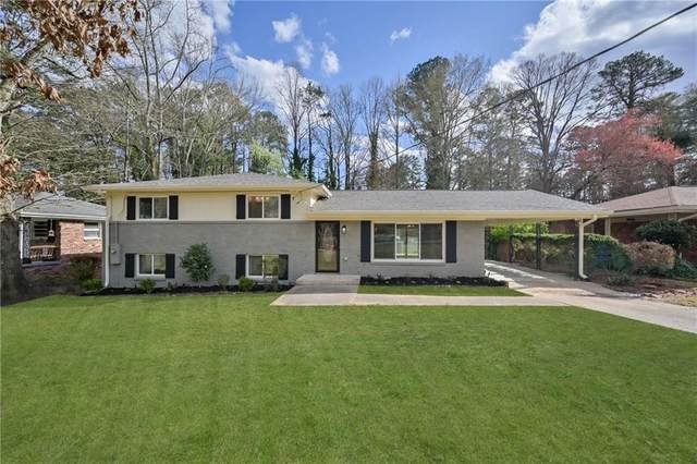3468 Creighton Road SW, Atlanta, GA 30331 (MLS #6855997) :: North Atlanta Home Team
