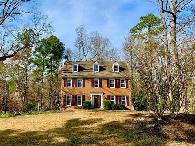 2505 Chestnut Springs Trail, Marietta, GA 30062 (MLS #6856050) :: North Atlanta Home Team