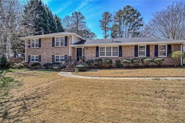 242 Old Timber Road, Lawrenceville, GA 30046 (MLS #6856051) :: North Atlanta Home Team