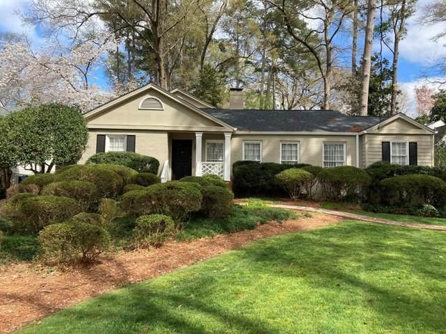387 Whitmore Drive, Atlanta, GA 30305 (MLS #6856068) :: Good Living Real Estate