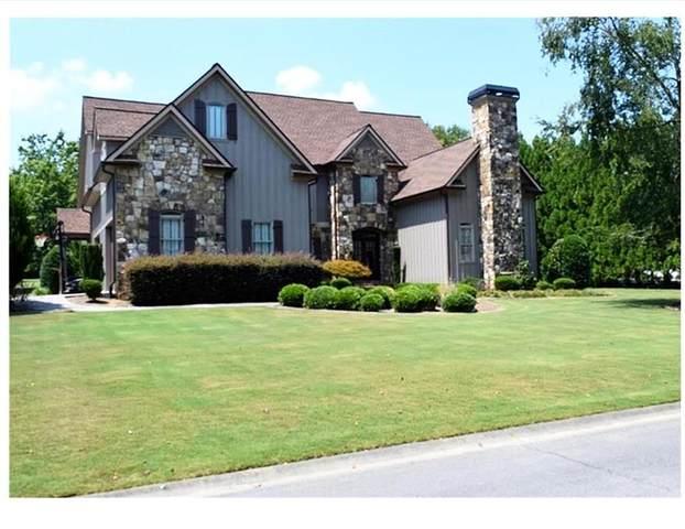 111 Timber Ridge Lane NE, Calhoun, GA 30701 (MLS #6856156) :: North Atlanta Home Team