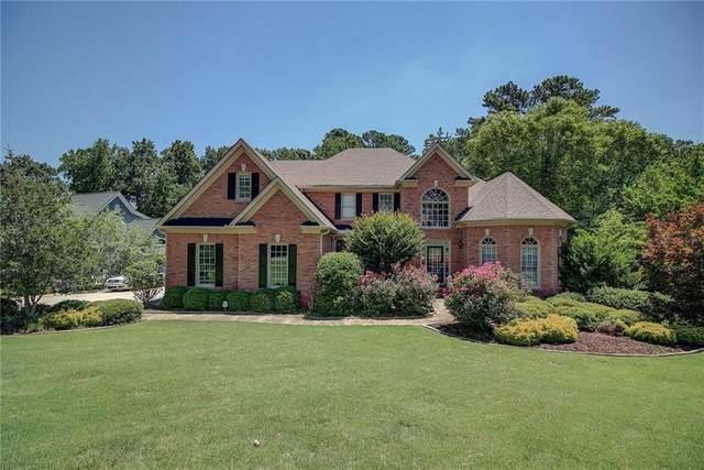 1124 Osprey Ridge NW, Kennesaw, GA 30152 (MLS #6856177) :: North Atlanta Home Team