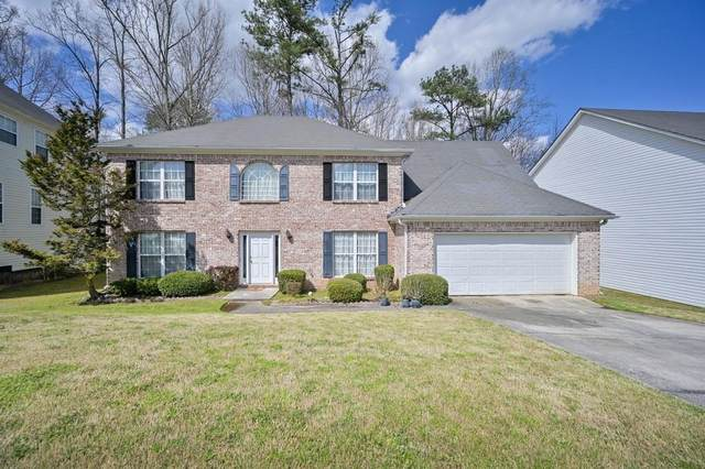 990 Palmer Road, Lithonia, GA 30058 (MLS #6856257) :: The Realty Queen & Team