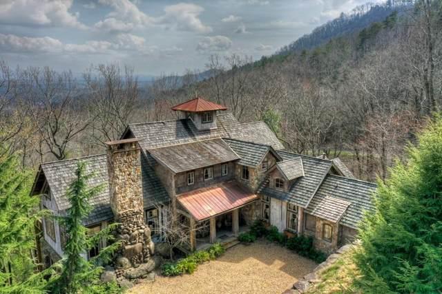 750 Chief Whitetails, Ellijay, GA 30540 (MLS #6856271) :: Path & Post Real Estate