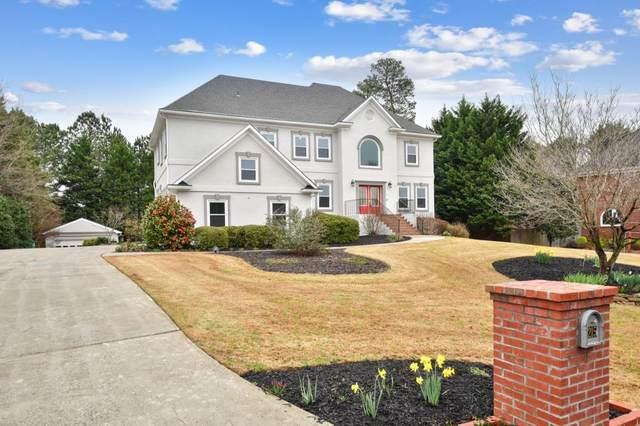 215 Gaitskell Lane, Johns Creek, GA 30022 (MLS #6856304) :: North Atlanta Home Team